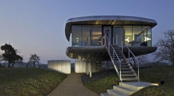 architecture aluminium