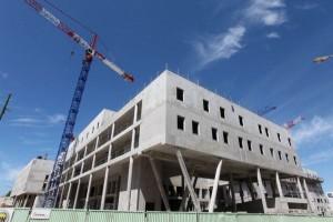 hôpital de Marseille
