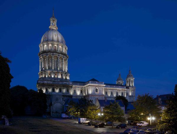 Illumination de la Balisique Notre-Dame Boulogne-sur-Mer