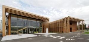 Prix de la construction bois Midi-Pyrénées 2014