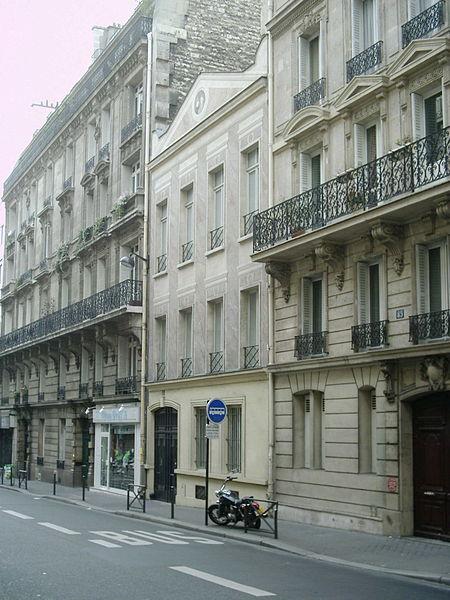 propriété parisienne