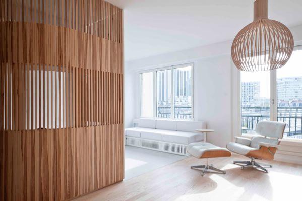 appartement bois